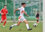 盛岡誠桜など2回戦へ 高校サッカー県大会開幕