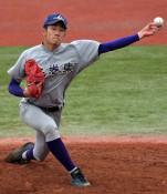 花巻東、接戦制し4強 高校野球東北大会準々決勝