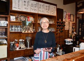 「たくさんの人たちに支えられてきた」と感謝する昆清美さん