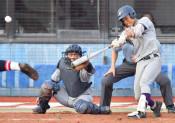 花巻東 かすむ〝春〟 高校野球東北大会、仙台育英に0―1