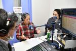 医療福祉 ラジオで発信 北上で従事者招く番組スタート