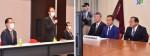 自民 首相と遠隔会談、立民 初の常任幹事会 各党県連が会合