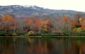 栗駒国定公園・焼石連峰(奥州市)=10月26日8時~