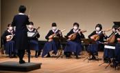 久慈4年連続の頂点 県高総文祭器楽コンクール