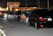 三陸花火大会の会場周辺、路上駐車相次ぐ 警察や市に苦情も