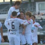 グルージャ8勝目 福島を2-1