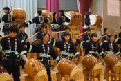 胸に響く50周年の伝統 遠野北小、記念式典