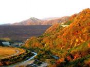焼石岳(奥州市)=11月8日