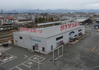 花巻市が新花巻図書館と賃貸住宅の一体整備構想を示したJR花巻駅東側