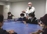 卓球バレー普及 大臣表彰 久慈地域協会、障害超えた交流推進