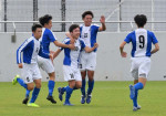 遠野、初戦は神戸弘陵 全国高校サッカー