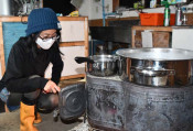 若者の縁 紡ぐ製塩 陸前高田から姉妹都市へ、益金使い交流支援