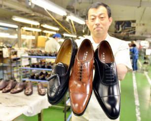 盛岡市のふるさと納税返礼品に加わったリーガルの紳士靴