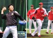 初開幕1軍入り、中継ぎV貢献 20年プロ野球 本県関係選手回顧