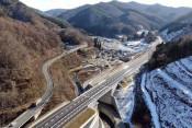「区界道路」5日開通 宮古-盛岡、冬季の難所回避