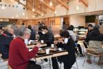 発酵パーク 期待膨らむ 陸前高田の商業施設「カモシー」