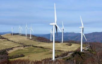 本格稼働した「くずまき第二風力発電所」