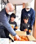 被災地へ絆のミカン 静岡県ボランティア協会、活動に一区切り