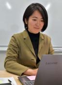釜石の観光振興に新戦力 東京出身の女性、宿泊業大手から転職
