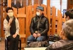 震災語り継ぎ100回目 盛岡で「11日の灯り」、月命日に開催