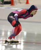 吉田(盛岡工)大会新V スケートインターハイ女子500