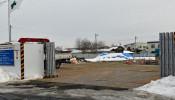 軽米病院跡から医療廃棄物 交流施設建設に遅れも