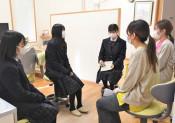 歯科医療の夢へ、熱心に 陸前高田・高田高生徒が職業学習