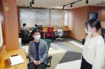 盛岡に共有オフィス 地域ビジネスの新拠点