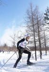 頭脳と体力競う スキーオリエンテーリング全日本選手権開幕