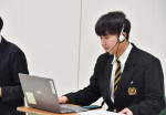 生徒の研究、全国注目 大槌高オンライン発表会