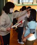 「放課後教室」ありがとう 花巻の小学校、17年間の活動に幕