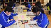 漆文化学び 地域に誇り 2市の小学校で新聞活用