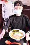 ラーメン人気店 盛岡へ 奥州・SAMURAI桃太郎4月末出店