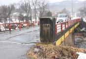 昇瀬橋 架け替え 21年度着手 雫石町3カ年計画