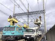 東北新幹線、損傷は約940カ所 地震で電柱や架線