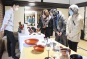酒と器 魅力コラボ 八幡平市で展示販売イベント