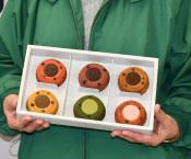 県産果実6種 焼き菓子に 県と著名シェフ開発、盛岡で試験販売