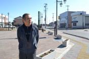 ⑭被災地を歩く 野田村中心部