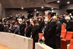 思う、祈る、明日も 県内沿岸各地で震災追悼式