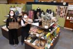 沿岸の魅力や産品発信 盛岡の支援団体、「りあすぱーく」開店