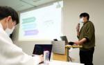 「新様式」対応アプリ提案 滝沢、学生が最終発表会