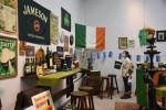 五輪向け岩手町で企画展 アイルランドの文化紹介