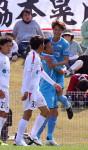 グルージャ白星発進 初参戦の宮崎に1-0