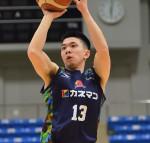 ブルズ青木、日本人最多記録 46得点、3ポイント12本
