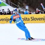 陵侑、最終盤で強さ スキーW杯ジャンプ