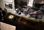 津波で止まった針は語る 釜石の男性、県立博物館に時計寄贈