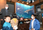 2度の被災乗り越え完全復活 鯨と海の科学館、全館で展示再開