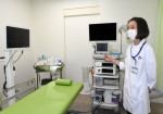 「すこや館」健診開始 県対がん協会の新施設