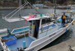 釜石湾遊覧、漁船で再び 今月下旬から市とDMC