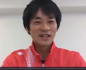 東京五輪に向けて「順調にきている。歩きの総合力を底上げしていきたい」と意気込む高橋英輝(富士通)